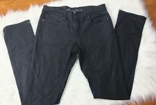 Kenneth Cole Black Skinny Jeans Size 26 (30x31)