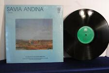 Savia Andina: Bolivia, Ediciones Interamericanas De Musica OEA 017, 1981, Latin