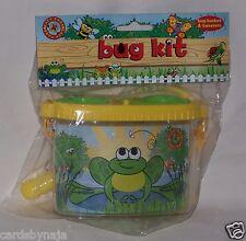 Cute Educational Motivational Kids Back Yard Bug Catching Kit Catch Store Study