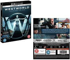 WESTWORLD 1 (2016 The Maze) Sci-Fi TV Season Series 4K UHD ULTRA Rg Free BLU-RAY