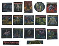 Iron Maiden Heavy Metal Band Patch