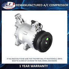 A/C AC Compressor Fits Mini Cooper 2002-2006 L4 1.6L 97275