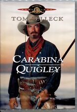 CARABINA QUIGLEY (Tom Selleck) - DVD NUOVO E SIGILLATO,  PRIMA STAMPA ITALIANA