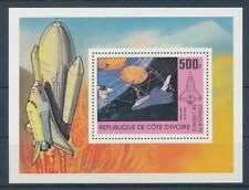 561737) Elfenbeinküste Block 17** Raumfahrt