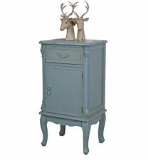 Nightstand Shabby Chic Wardrobe Night Console Night Table Bedside Table Antique