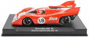 NSR Porsche 917 K - Mas Slot Special Edition 1/32 Scale Slot Car 0124