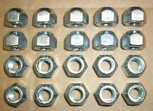"NEW 1968-1976 Chevy Impala, Caprice, Belair,Biscayne LUG NUTS 7/16"" (20 Pieces)"