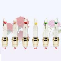 Jelly Flower Lipstick Color Changing Long Lasting Lip Gloss Moisturizing HOT FT