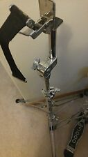 Dave Abbruzzese used Pearl Jam drum stand coa + Proof! Piece of his drum kit PJ