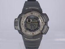 Vintage Japan Casio G-shock Wademan GW-9800 Compass chrono thermo Titanium watch