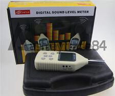 Digital Sound Level Meter Decible Logger Noise level Meter 30~130dBA GM1358