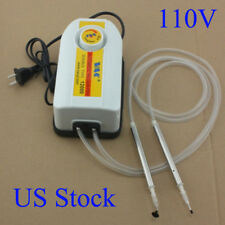 110V Pump Vacuum Suction+ 2 Pen Placement Machine IC SMD BGA Chip Pick Up Tool