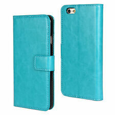 Unbranded/Generic Leather Patterned Mobile Phone Cases, Covers & Skins with Kickstand
