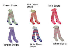 Kids Girls Cute Fancy Patterned Tights Childerns Age 2-3, 4-6 Years (1 Pair)