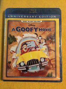 A Goofy Movie blu ray DMC Disney Movie Club Exclusive