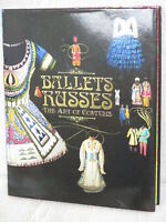 BALLETS RUSSES Art Russian Ballet Costume Fashion Photo Book Anna Pavlova Ltd