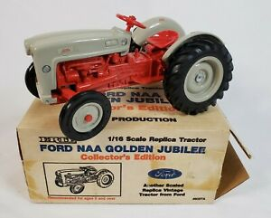 Ford NAA Golden Jubilee 1986 Collector's Edition By Ertl 1/16 Scale