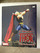 "AVENGERS & ADVERSARIES THOR STATUE MARVEL DIAMOND SELECT MIB 8""(VISION LOKI 1234"