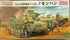 "1/35 Japanese Army Type 95 Light Tank ""HA-GO"" Khalkhin Gol ~ Fine Molds FM48"