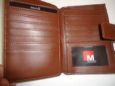 Mundi  Wristlet Wallet, Brown