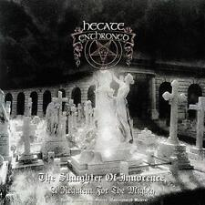 Hecate Enthroned - Slaughter Of Innocence + Upon Promeathean Sh (NEW 2 VINYL LP)