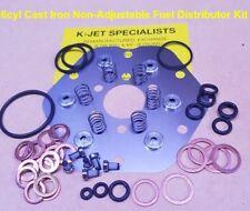0438100011 Fuel Distributor Full Rebuild Kit, Non Adjustable type Cast Iron
