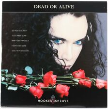 Dead Or Alive , Hooked On Love   Vinyl Record/LP *USED*