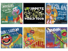 12 The Muppets Most Wanted Stickers Kid Party Goody Loot Bag Filler Favor Supply