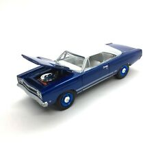 Greenlight Muscle Car Garage Hobby Collection 1968 68 Plymouth GTX Die Cast 1/64