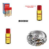 Moebius 8000 Watch Oil - 8ml bottle - Made in Switzerland - classic oil