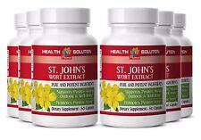 Ginko Leaf - ST. JOHN'S WORT EXTRACT - Antioxidant Activity 6B
