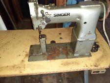 Singer Commercial Sewing Machine Model 16Hw101