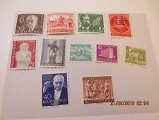 Berlin 1954 ** Jahrgang postfrisch komplett 210 €