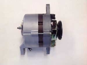Yale Forklift Alternator 9006128-17