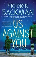 Us Against You by Backman, Fredrik Book The Fast Free Shipping