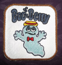 BOO BERRY PATCH MONSTER BREAKFAST  CEREALS FRANKEN BERRY COUNT CHOCULA CARTOONS
