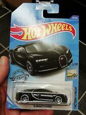 Hot wheels '16 BUGATTI CHIRON black 2020 *