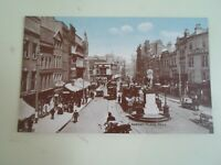 HULL, MARKET PLACE  Vintage Postcard Series No 4757 - Unposted  §E2874