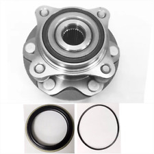 FRONT WHEEL HUB BEARING ASSEMBLY FOR 2005-15 TOYOTA TACOMA 4X4 -FREE ORING, SEAL