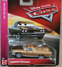 Disney Pixar Cars Diecast ANDREW VROOMAN The Cotter Pin