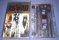 ASWAD TOO WICKED cassette tape album T6168