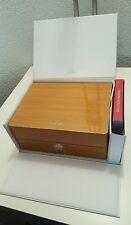 Omega Holz Uhrenbox inkl. Umkarton / Box / Watch Case / Etui - NEW ! - NEUWARE !