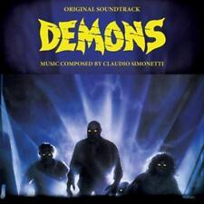 Demons Original Soundtrack (Green Vinyl) von Claudio Simonetti (2016)