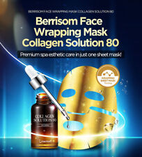 [BERRISOM] Face Wrapping Mask Collagen Solution 80 Anti-Wrinkle Firming 1 Sheet