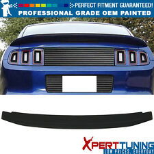 Fits 10-14 Ford Mustang OE Style Painted ABS Trunk Spoiler - OEM Painted Color