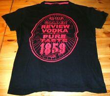 Klasse Herren-Top T-Shirt von Review, Gr. S
