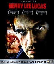 """BLU-RAY """"HENRY LEE LUCAS"""" (Film) NEUF SOUS BLISTER"""