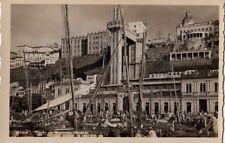 Postcard Ppc Porto do Mercardo Modelo Bahia Brazil