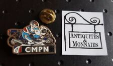 PIN'S - CLUB MOTARDS POLICE NATIONALE - REF-P0092