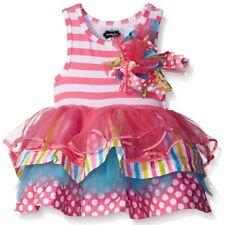 Mud Pie Tiered TuTu Birthday Party Dress, 12-18 Months